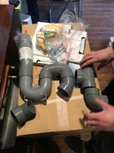 排水管の継手