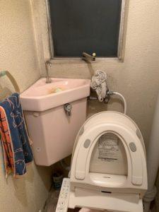 トイレタンク