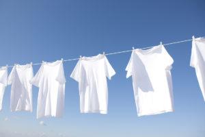 洗濯の仕方は人それぞれ