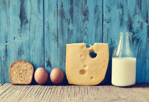 タンパク質の摂り方