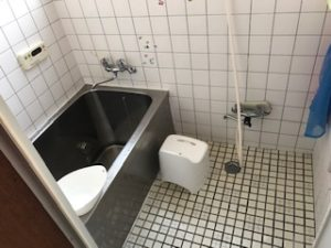 浴室蛇口2台
