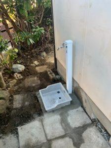 水栓柱の交換