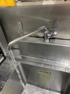 厨房の水栓